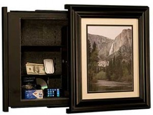Wall Safes For Homes best place to put your safe in your home or office