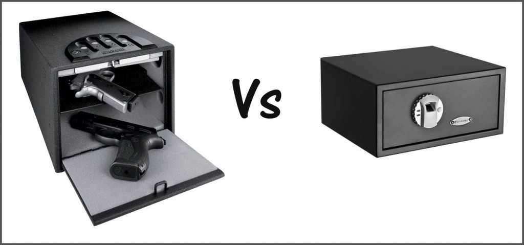 gv2000 std vs barska biometric gun safe