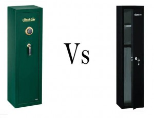 ... Gun Safe. 455 Views. SentrySafe G1459E Vs Homak  sc 1 st  The Safe Sleuth & Compare Stack On GS8 Gun Safe and SentrySafe G0135 Gun Safe