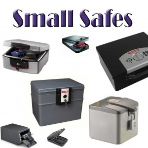 Small Safes Logo