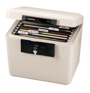 Safe document storage