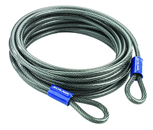 Braided Security Cable : Top best safe security cables cable locks