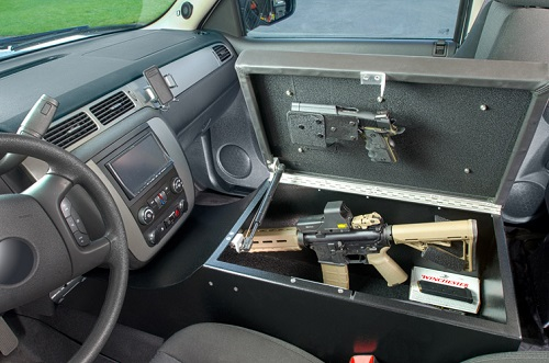Gun Safes For Jeeps Amp Center Console Gun Safes