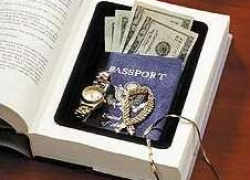 BARSKA Hidden Dictionary Book Safe Review