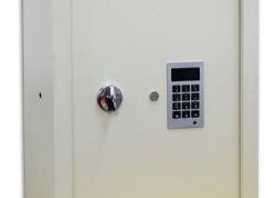 Amsec WES2113-DF Fire Resistant Electronic Wall Safe