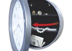 Hidden Safe Wall Clock – Embassy JB4985