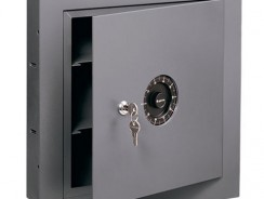 Wall Safe Review – SentrySafe 7150 Dual Protection