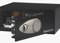 SentrySafe X075 Security Safe Review