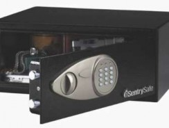 SentrySafe X075 Security Safe Review