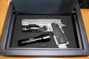 StackOn PDS-500 Drawer Safe - Secure Small Gun Safe